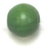 Wooden Bead Round 8mm Green